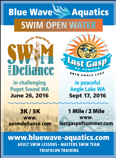 Blue Wave Aquatic Open Water Events