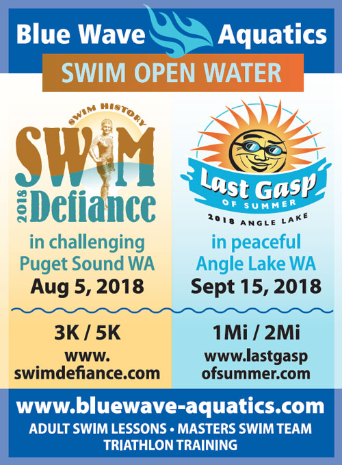 Blue Wave Aquatics Open Water Events