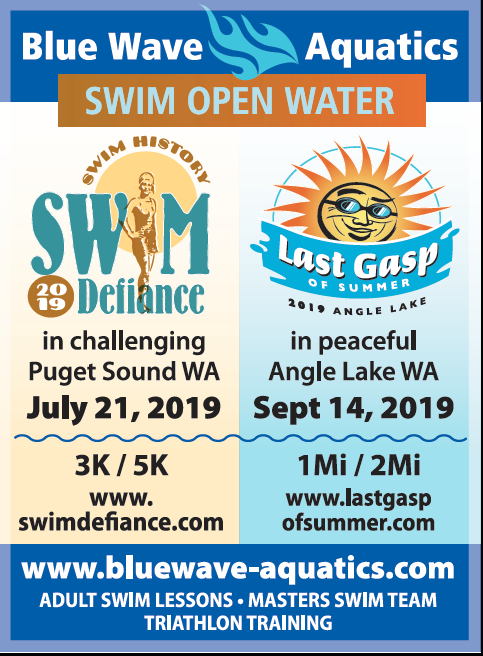 BWAQ Open Water Events - Save The Date